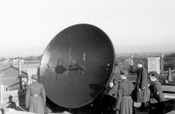 Frankreich, Radargerät